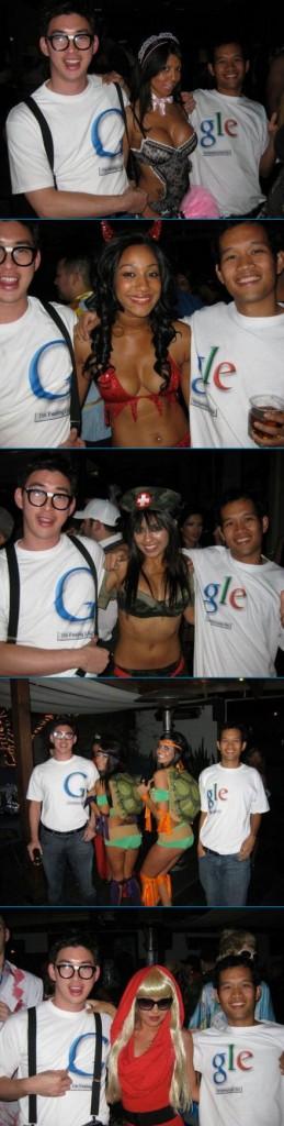 Buliztak a google fiúk