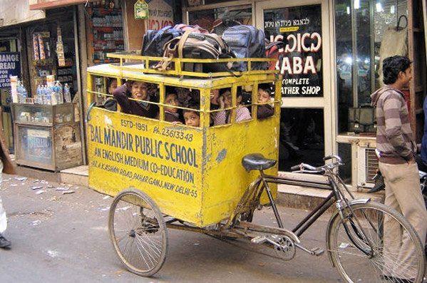 Varázslatos iskola busz