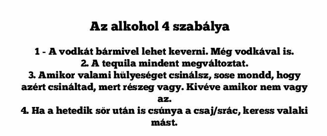 4 szabály