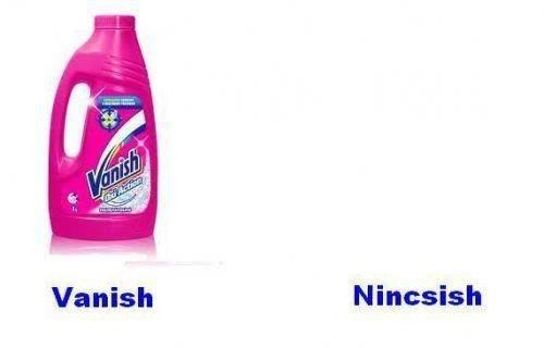 Ha mosni akarsz vagy ha nem