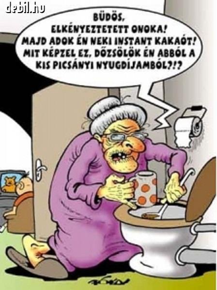 Aranyos nagyi
