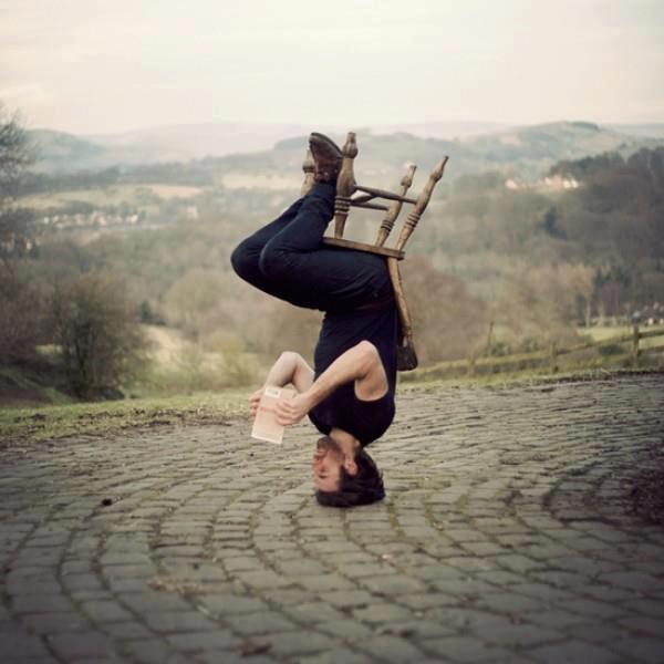 Lazít a jógi