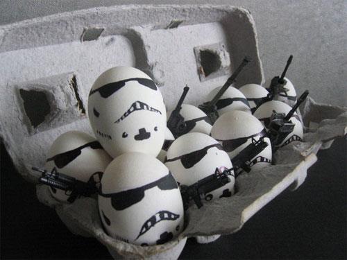 harci tojások